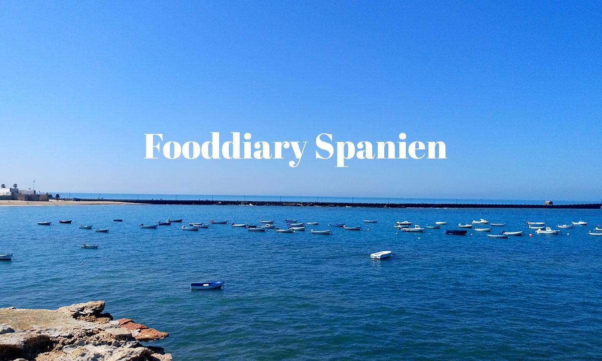veganes Fooddiary Spanien Andalusien