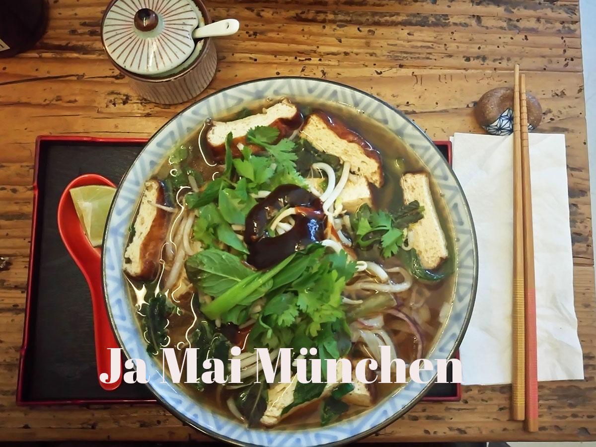 Vietnamesisch im Ja Mai