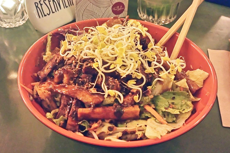 Vietnamesisch vegan München fei scho