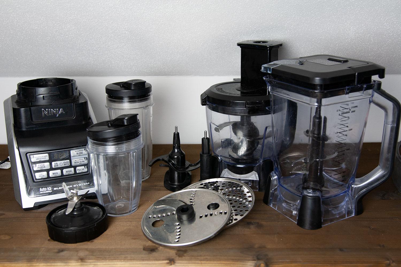 Küchenmaschine Vergleich Ninja Philips