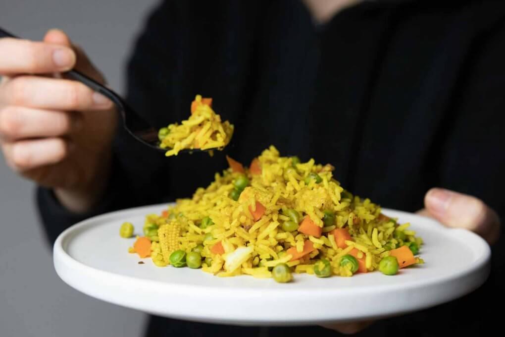 vegane, asiatische Rezepte - asiatische Küche - Mangold & Muskat