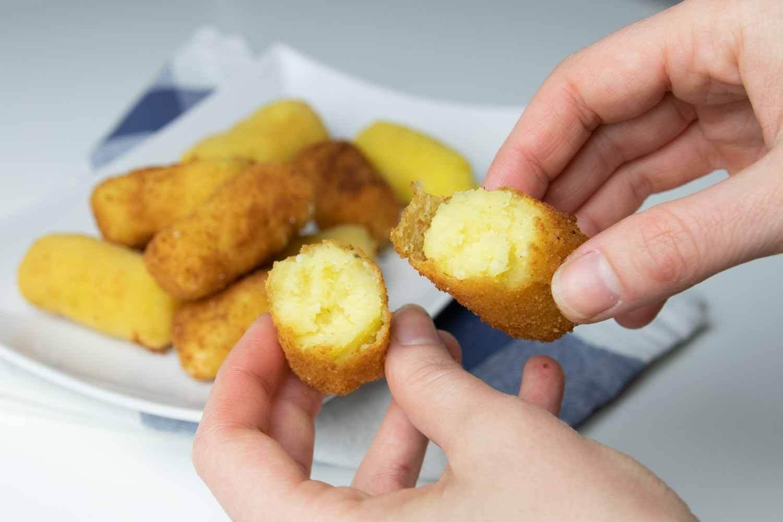 Beilagen aus Kartoffeln