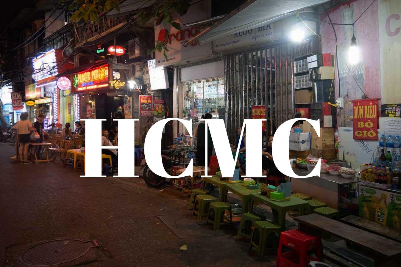 Veganer Travel Guide für Ho-Chi-Minh-Stadt in Vietnam