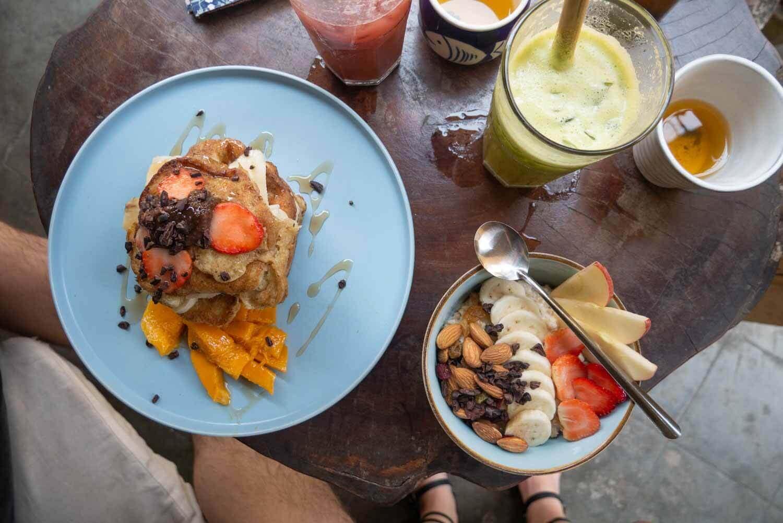 süßes veganes Frühstück in Hoi An Vietnam