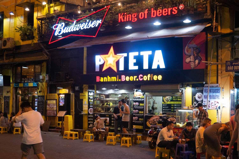 Pateta Hanoi