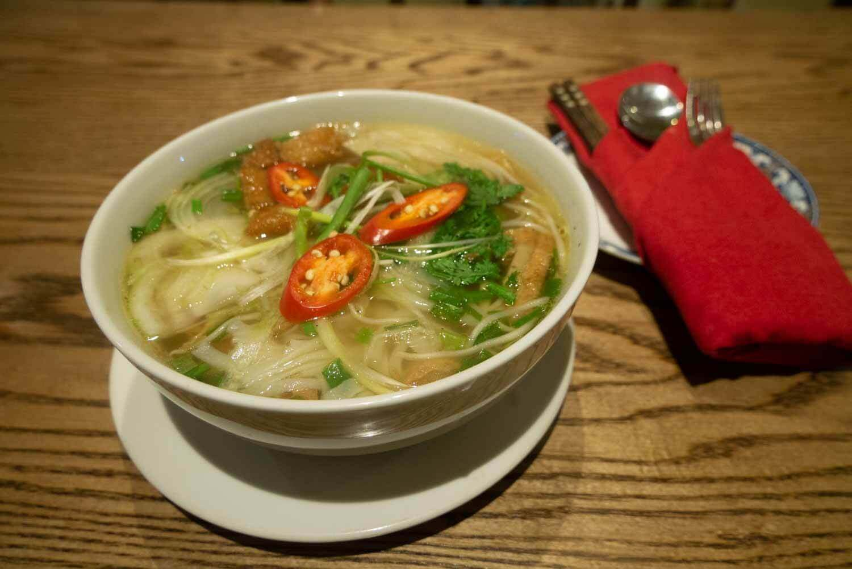 vegane Pho Hanoi