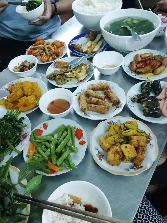 veganes Menü in Vietnam