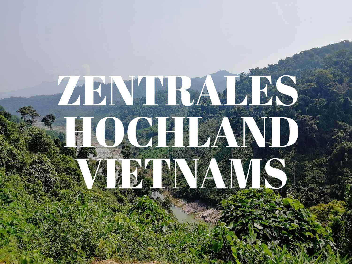 Vegan Travel Guide Vietnam Hochland