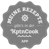 Rezepte in der KptnCook App