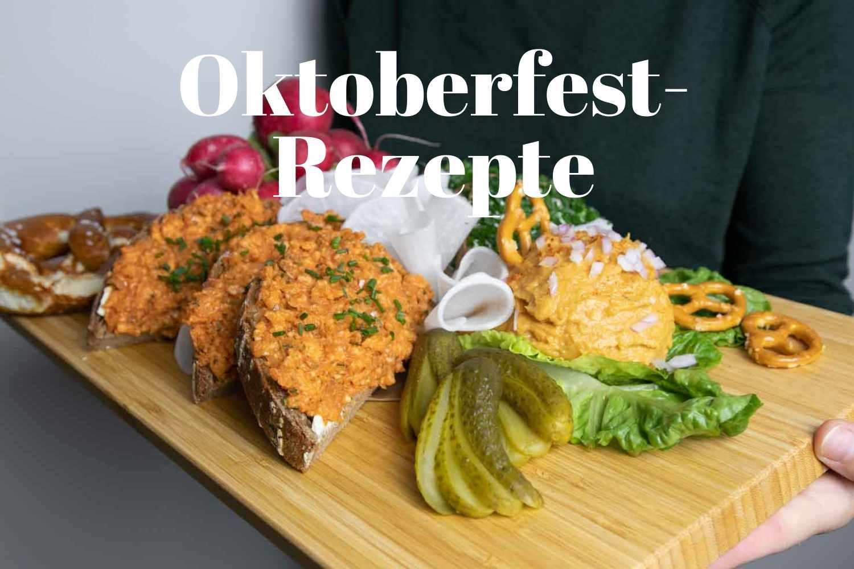Vegane Oktoberfest-Rezepte