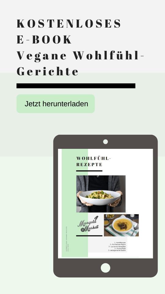 E-Book vegane Wohlfühl-Gerichte