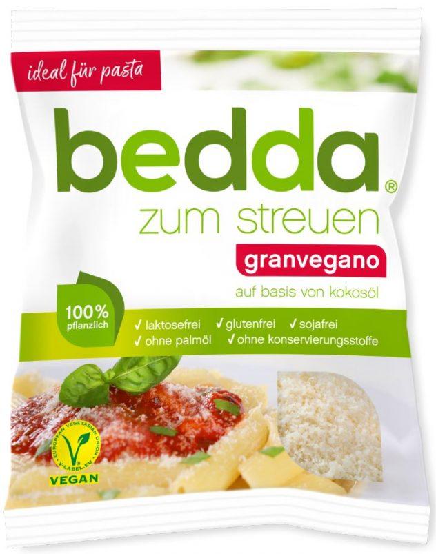Granovegano von Bedda - vegane Alternative zu Parmesan