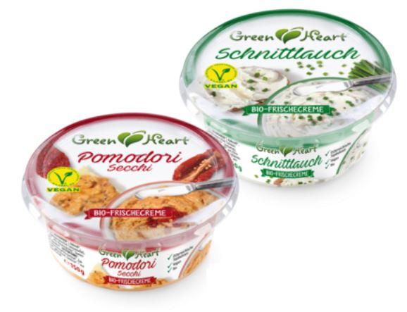 Green Heart veganer Aufstrich von Wojnar International Ltd.
