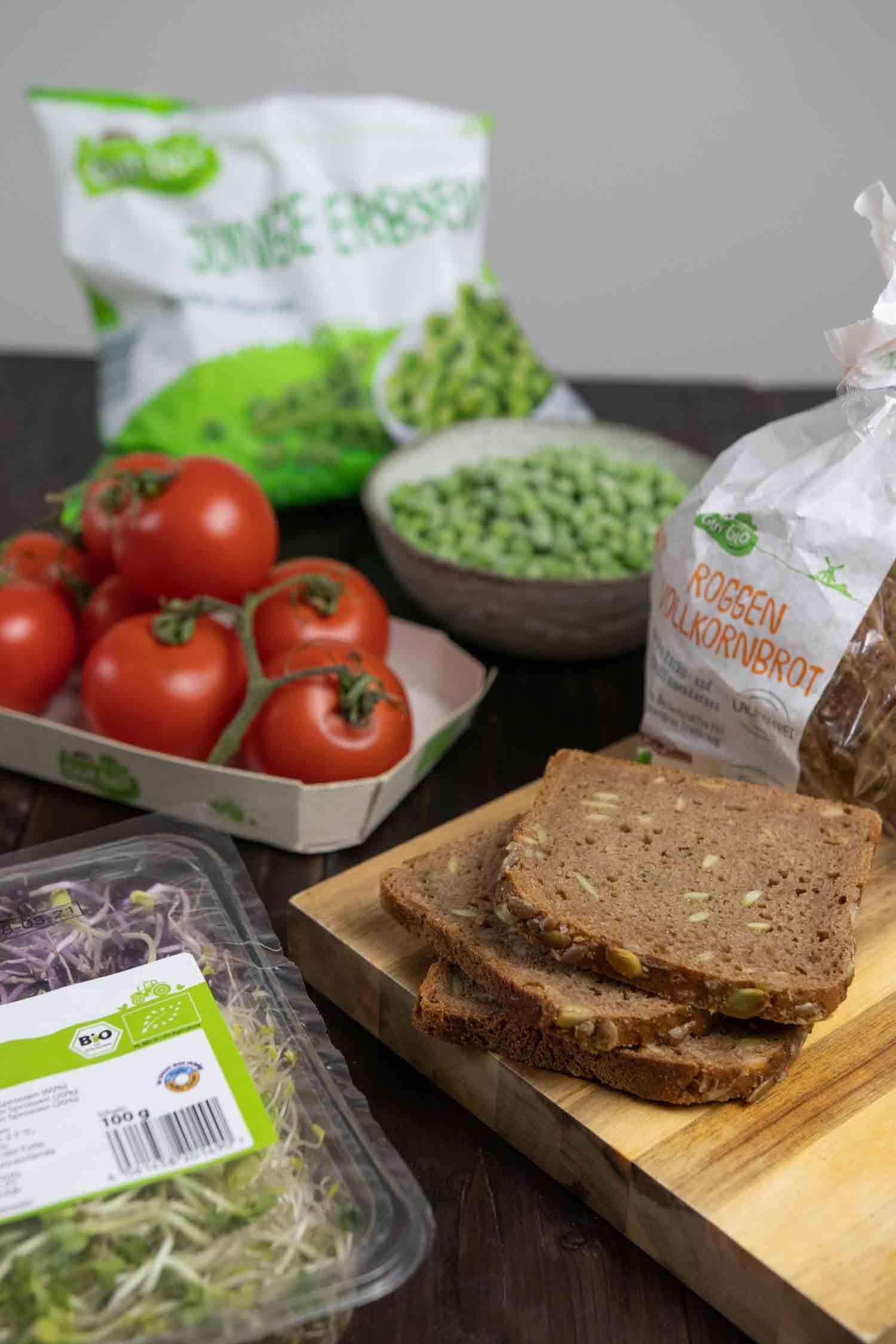 GUT Bio Produkte von Aldi Süd